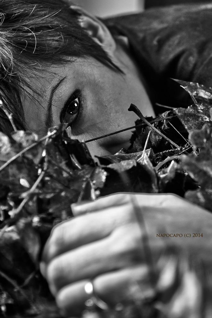 ketty e foglie